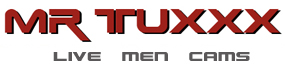 Mr Tuxxx Live Men Logo
