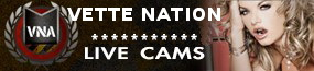 Vette Nation Army Cams - Live Adult Video Chat Logo