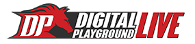 See Digital Playground's Live Chat! Logo