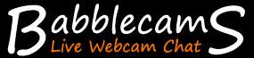 Babblecams.com :: Live Webcam Porn Logo