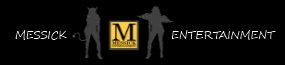 Messick Entertainment Models Live Logo
