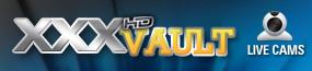 XXX Vault Logo