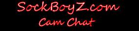 SockBoyZ - Boyz in Socks, Sportwear, and other Fetish Wear. Logo
