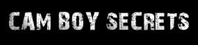 Cam Boy Secrets Logo