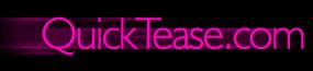 QuickTease.com Logo