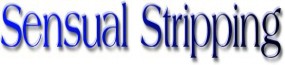 Sensual Stripping Logo