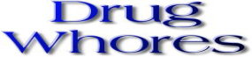Drug Whores Logo