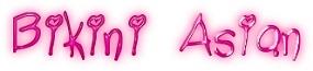 Bikini Asian Logo