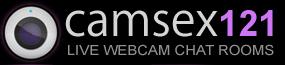Cam Sex 121 - Live Webcam Chat Rooms Logo