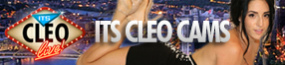 Its Cleo Live Cams Logo