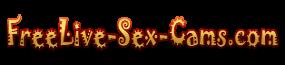 Free Live Sex Cams - Nude Webcam Online Show Logo