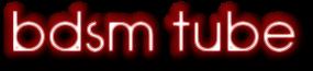 BDSM Tube - Extreme Bondage and BDSM Dungeon Sex Logo