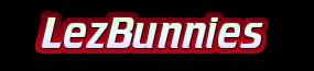 Lez Bunnies - Naked Lesbian Webcam Girls Logo