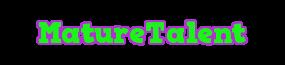 mature talent  Logo