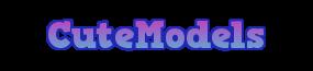 cute models Logo