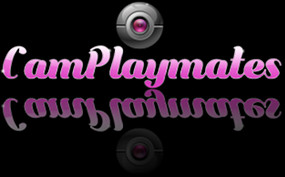 CamPlaymates - Over 1,000 cam models - Live Sex Shows - Phone Sex - Free 120 Credits Logo