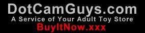 DotcamGUYS.com Free Live Guy Chat or Call 1-800-960-HUNK Logo