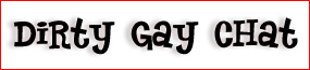 Dirty Gay Chat Logo