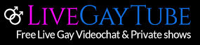 LiveGayTube.com - Chat Free on Live Gay HD Webcams & Video Sex Chat with Hot Gay Logo
