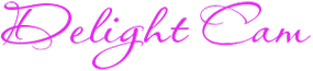 Delight Cam - Free sex chat | Sexy live girls | Live Orgasms Logo