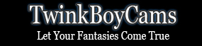 Twink Boy Cams - Let your fantasies come true! Logo