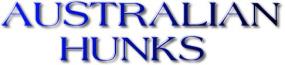 AUSTRALIAN HUNKS Logo