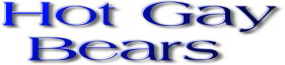 Hot Gay Bears, GayBears On Webcam Live Logo