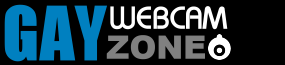 Gay Webcam Zone, Free gay webcams and video chat rooms to chat live with other gay men. Logo