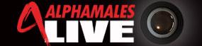 AlphamalesLive.com Logo