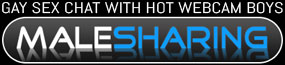 Male Sharing Live Gay Sex Cams Logo
