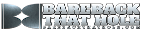 BareBack That Hole Live! Logo