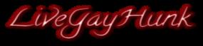 Live Gay Hunk Logo