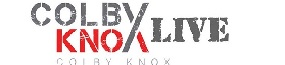 The boys of ColbyKnox Live Logo