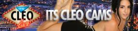 Its Cleo Live Cams Logo