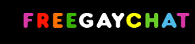 Free Gay Chat and Live Gay Cam Sex | FreeGayChat.co  Logo