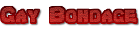 Gay Bondage and Gay Male BDSM  Logo