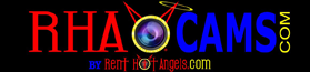Rent Hot Angels Live Cams Logo