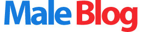 Male Blog Logo