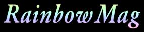 Rainbow Magazine Logo