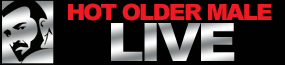 Hot Older Male Live Daddies Logo