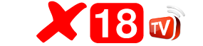 X18.tv is the largest and free webcam chat community in the world  Logo