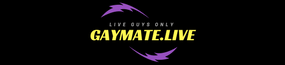 Gay Mate Live. Real Camboys, Real Emotions. Logo