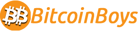 Bitcoin Boys Logo