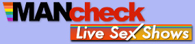 ManCheck Live Logo